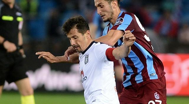 Trabzonspor 0-0 Başakşehir / Spor Toto Süper Lig Maç Sonucu