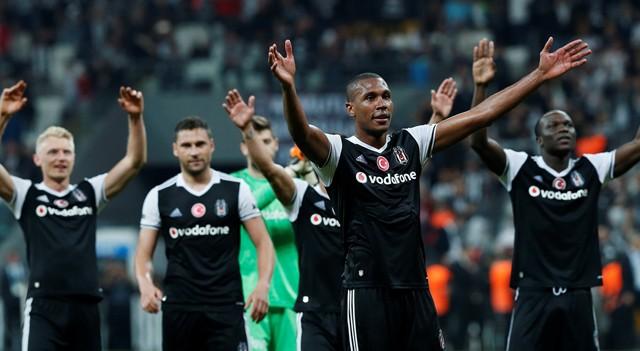 Beşiktaş'tan son maça özel forma!