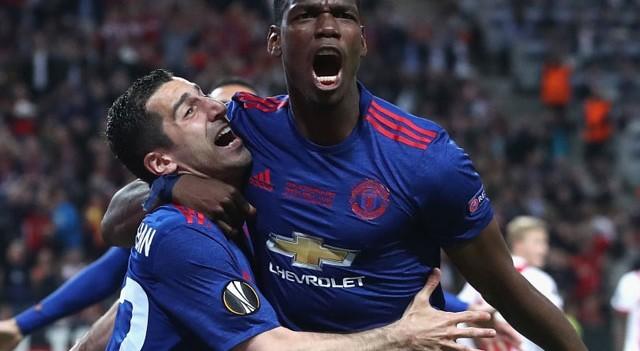 UEFA Avrupa Ligi'nde şampiyon Manchester United!