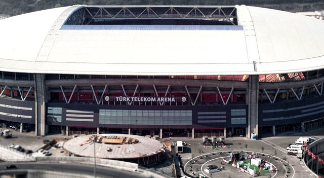 Galatasaray'dan flaş Türk Telekom Arena kararı!