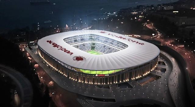 İşte Beşiktaş'ın stadının yeni adı...