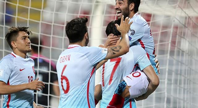 Türkiye'den Kosova'ya gol yağmuru!