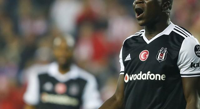 Beşiktaş Aboubakar'ın alternatifini buldu