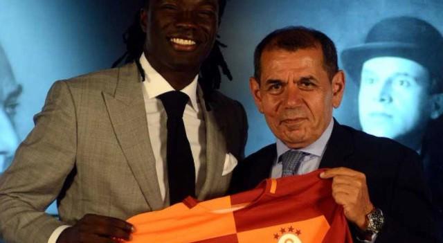 Gomis imzayı attı! İşte ilk sözleri ve Galatasaray'a maliyeti...