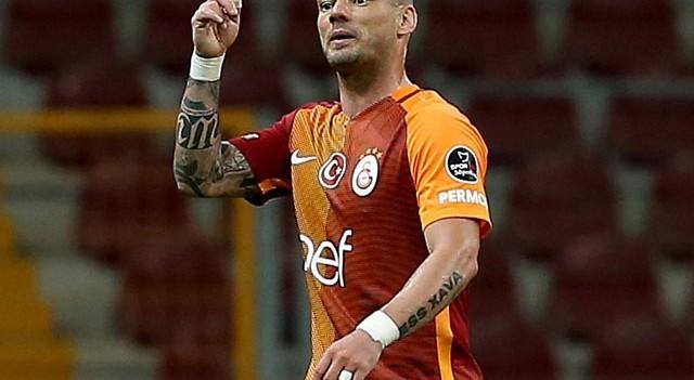 Sneijder'in menajerinden transfer açıklaması!