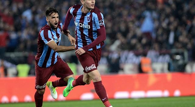 Trabzonsporlu Okay'a Fransız kancası!