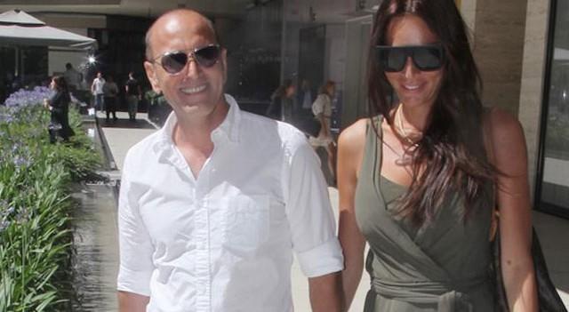 Güzide Duran ve Adnan Aksoy el ele