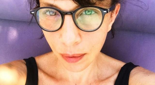 Sertab Erener'den tatil selfiesi