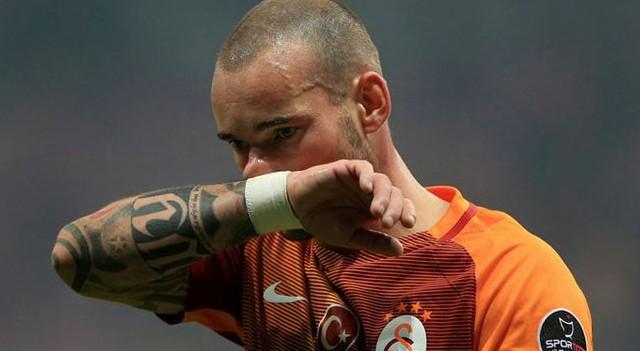 Sneijder'in ayrılığının perde arkasında yaşananlar...