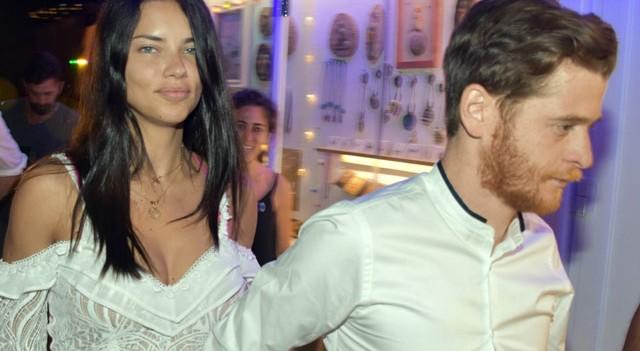 Adriana Lima'nın yeni aşkı Metin Hara'nın kazancı dudak uçuklattı