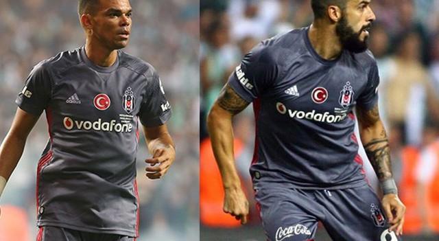 Pepe ve Negredo ilk resmi maçlarına çıktı!