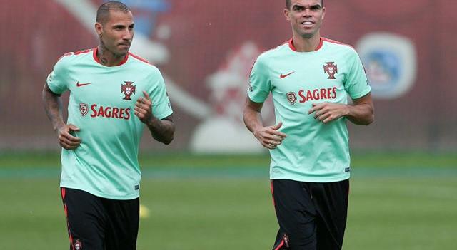 Portekiz'in kadrosu belli oldu! Pepe, Quaresma...