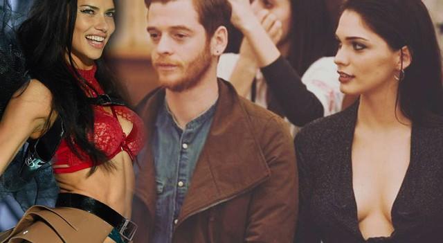 Adriana Lima, Metin Hara'nın eski sevgilisini engelledi