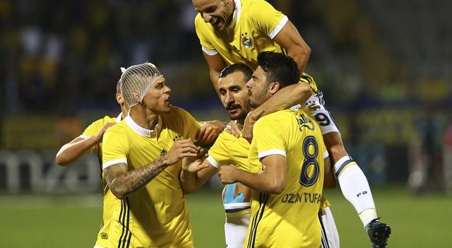 Fenerbahçe ilk 3 puanını aldı!