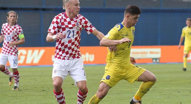 Hırvatistan 1 - 0 Kosova