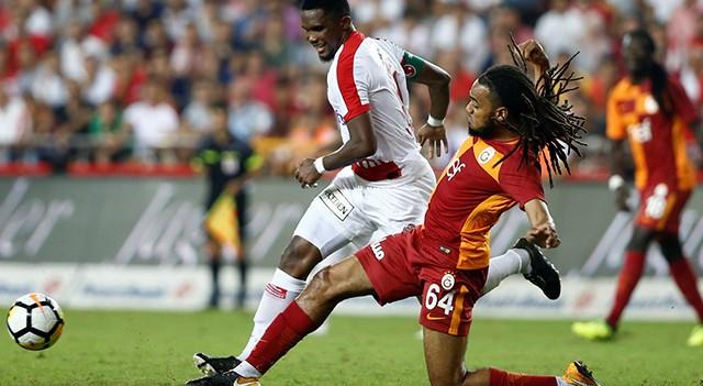 Galatasaray'a Antalyaspor freni!