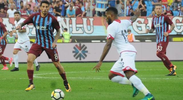 Trabzonspor'dan müthiş geri dönüş...