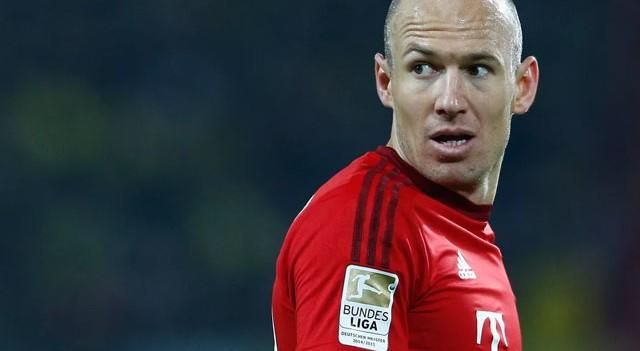 Arjen Robben bombası! Sözleşmesi bitecek olan yıldız için harekat başladı