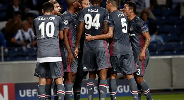 Beşiktaş'tan müthiş başlangıç!