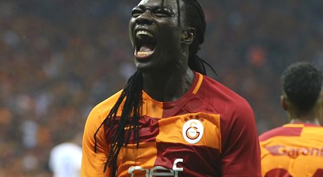 Galatasaray seyircisi önünde rahat kazandı! Süper Lig'de Gomis fırtınası sürüyor!