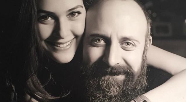 Halit Ergenç: Bergüzar benim 8 yıllık karım...