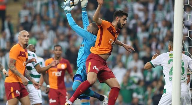 Galatasaray'dan muhteşem geri dönüş! Aslan ikinci yarı coştu...