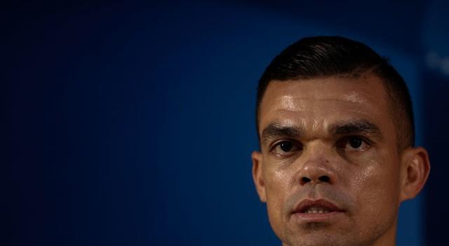 Pepe'den 'tarihi' sözler! 'Şampiyonlar Ligi'nde...'