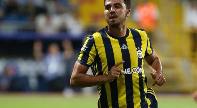 Ozan Tufan'dan Galatasaray'a gözdağı!