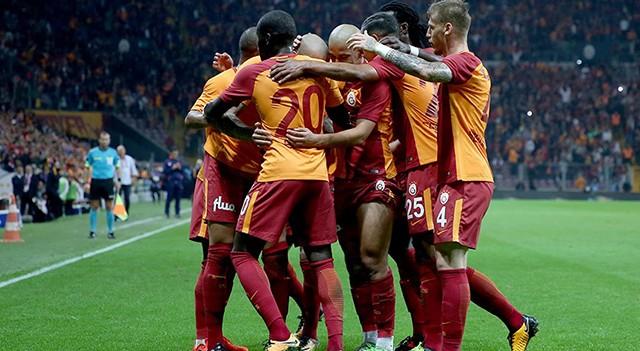 Galatasaray'ın istatistikleri lig tarihine geçti!