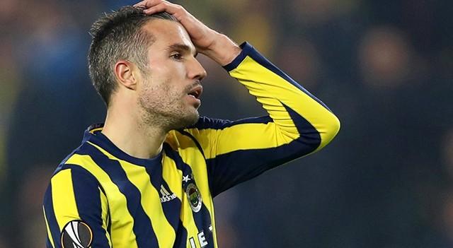 Fenerbahçe'ye iyi haber!Van Persie'nin ücretini FIFA ödeyecek...