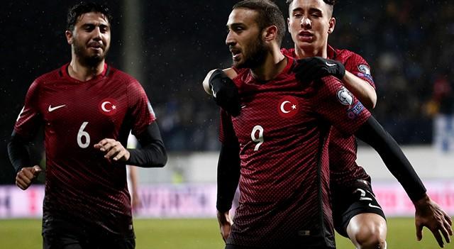 Türkiye'nin muhtemel rakipleri belli oldu!