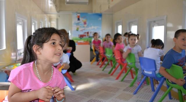 Gezici Çocuk Dünyası aracı Bergama'da!