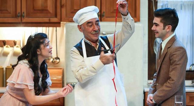 Şener Şen 14 yıl sonra yeniden sahnede!