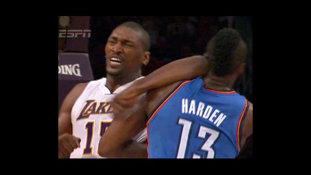 Metta World Peace'in Cezası Belli Oldu