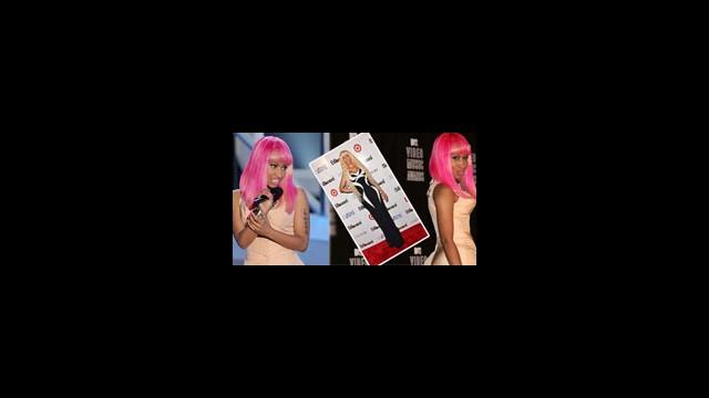 Nicki Minaj Roman In Moscow