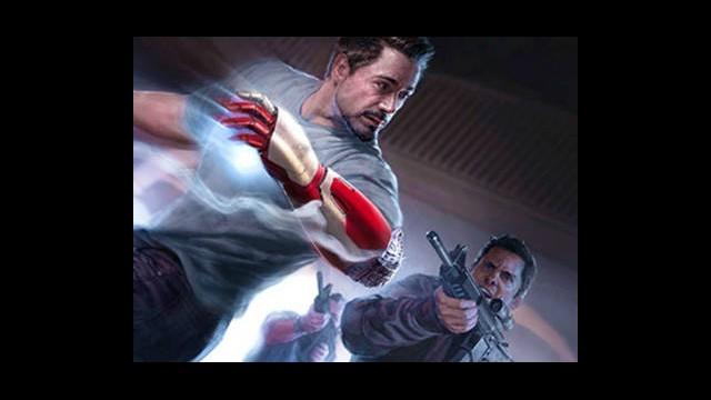 Iron Man 3'ün Çekimleri Başladı
