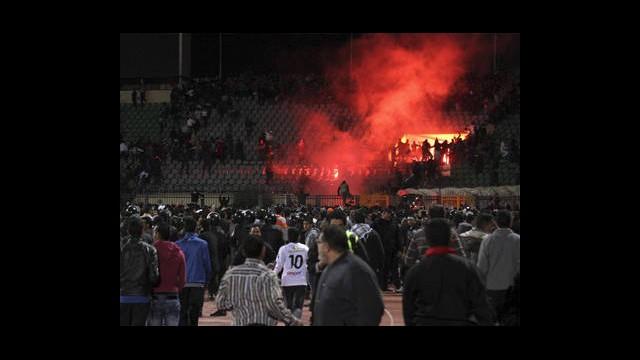 Mısır'da Futbola İdam