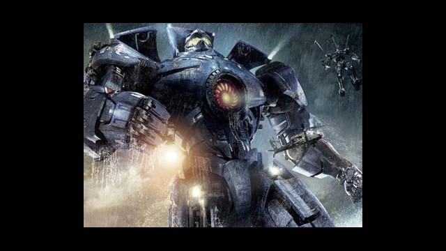 Dev Yaratıklarla Robotların Savaşı!