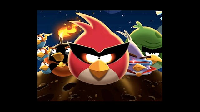 'Angry Birds' Çizgi Film Oluyor!