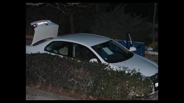 Otomobil içinde esrarengiz ölüm! Camdaki yazı şoke etti