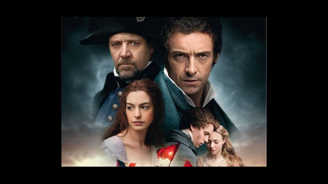 Hugh Jackman, Jean Valjean Rolünde!