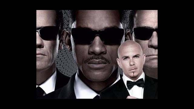 Pitbull'dan Man in Black Soundtrack'i Kliplendi