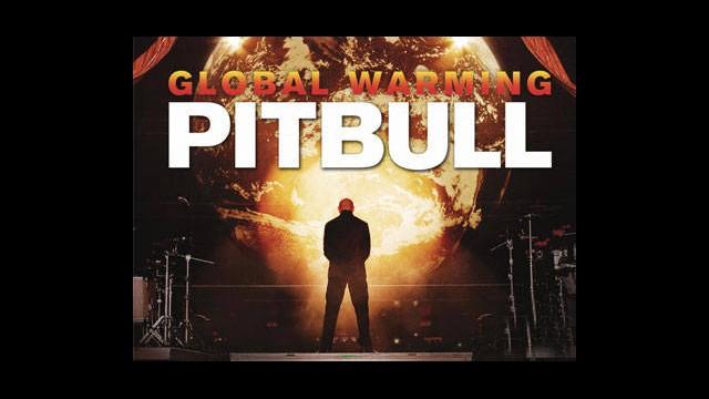 Pitbull'dan Yeni Albüm!