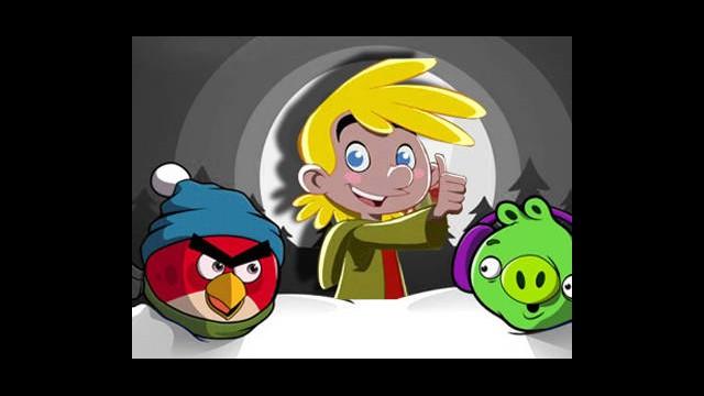 Angry Birds'ün Yapımcısından Yeni Oyun