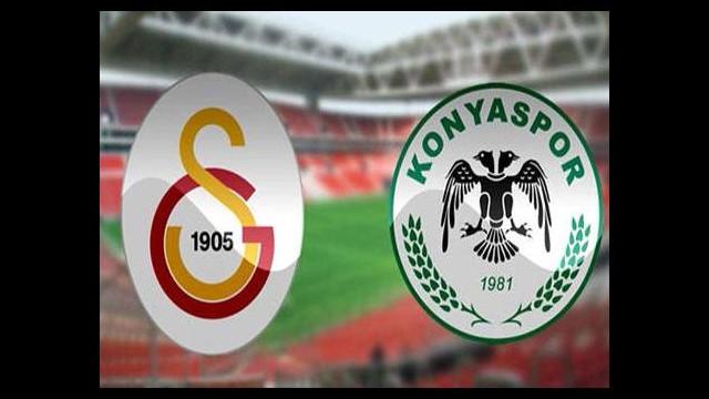 Galatasaray Konyaspor maçı ne zaman saat kaçta hangi kanalda?