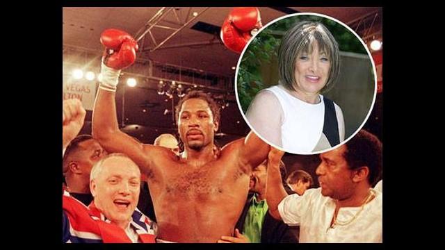 Şampiyon boksörün menajeri cinsiyet değiştirdi