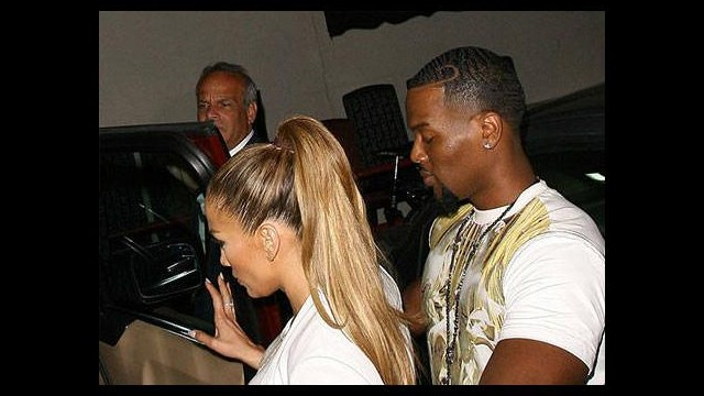 Jennifer Lopez'in yanındaki kim?