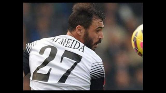 Almeida Süper Lig'e geri dönüyor