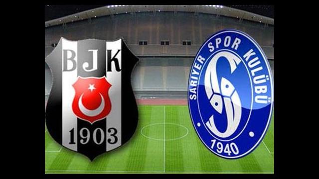 Beşiktaş Sarıyer maçı saat kaçta hangi statta oynanacak?