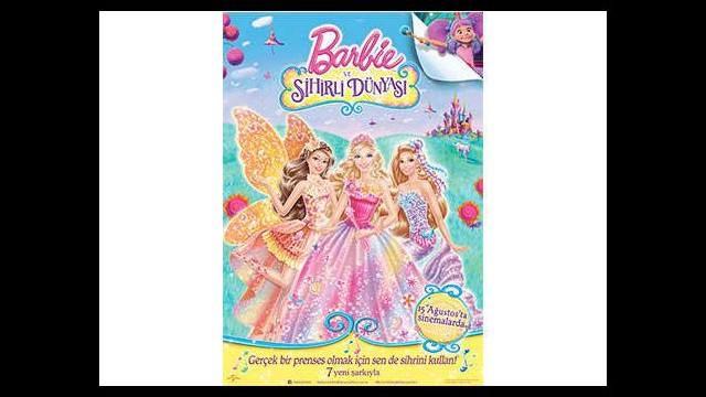 Barbie ve Sihirli Dünyası